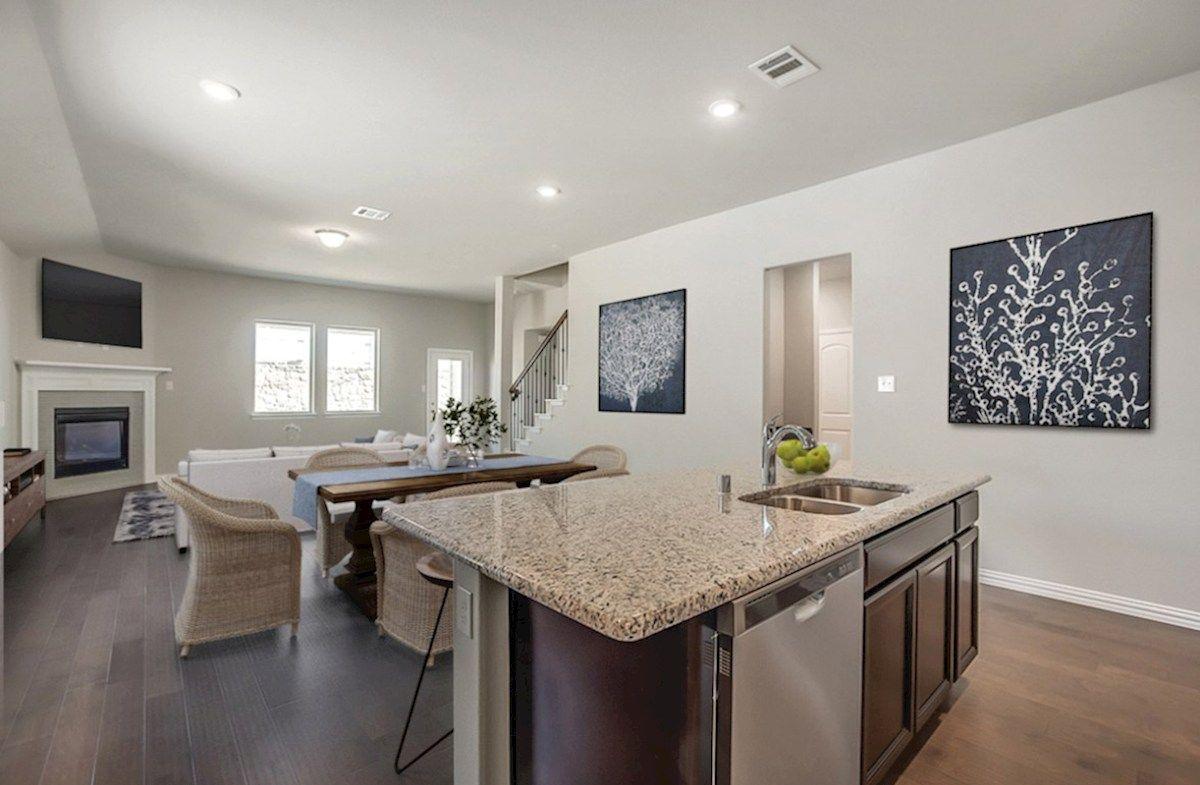 Interior:Berkshire Kitchen
