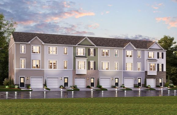 Reserve at Fleming Ridge Townhomes