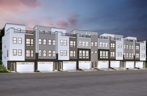 Morrison Hill Upscale Urban Townhomes