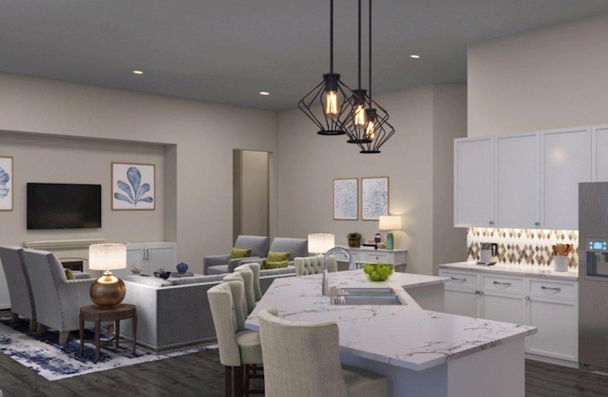 Interior:Caldwell Kitchen