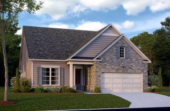 Exterior:Traditional A Elevation