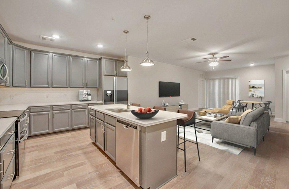 Interior:Clifton Kitchen