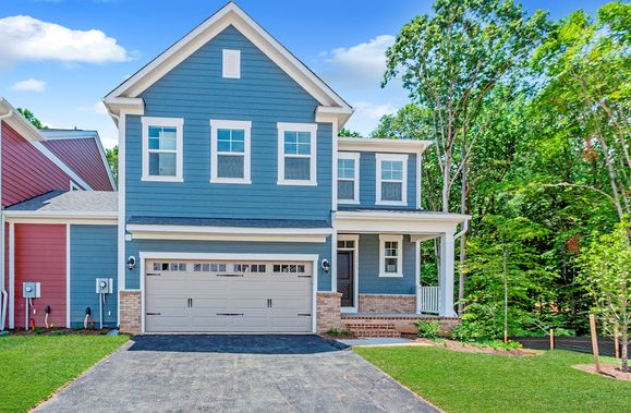 Edgewood Traditional A Exterior