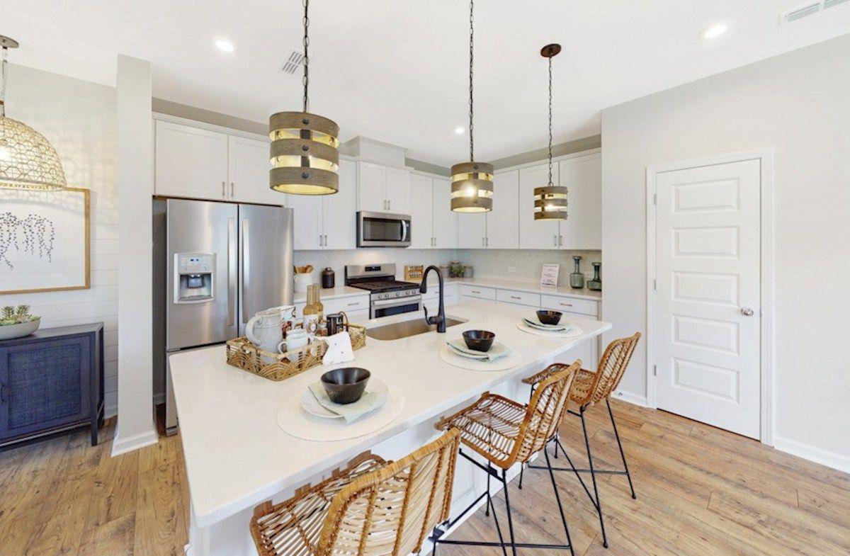 Interior:Maxwell Kitchen
