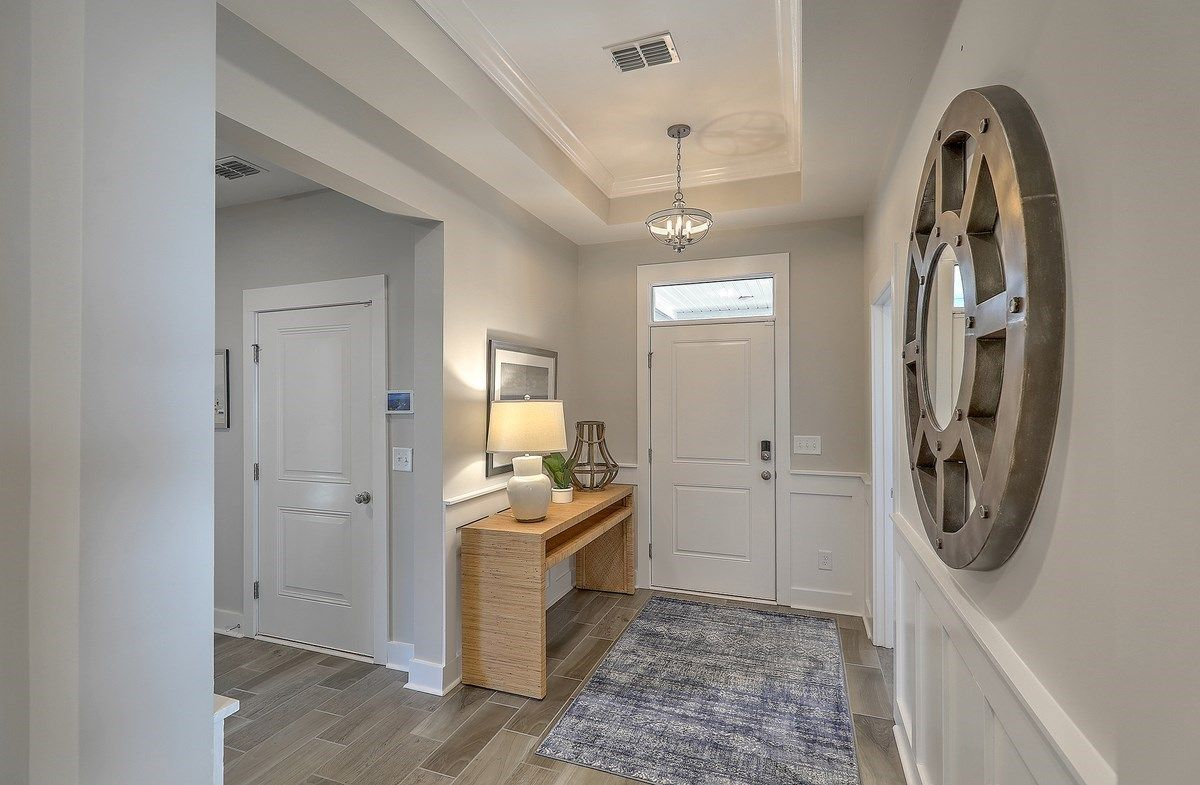 Interior:Laurel Foyer