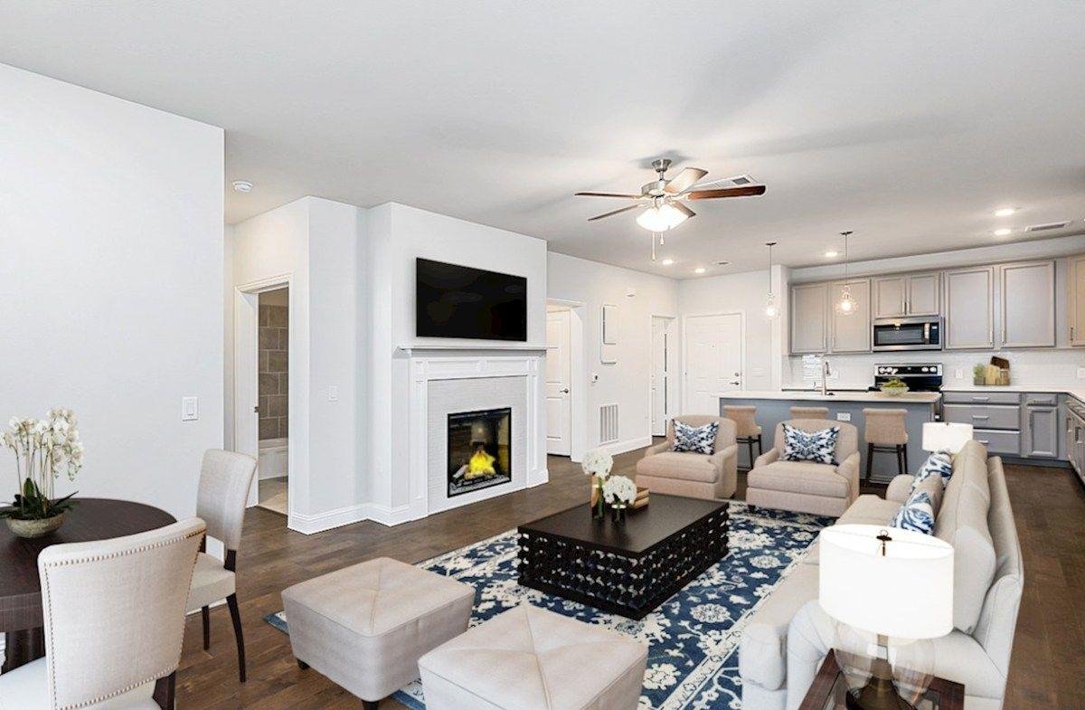 Interior:Clifton Living Room