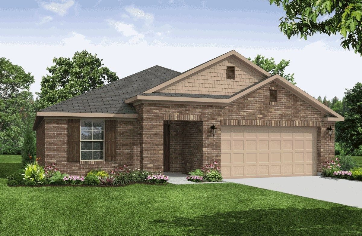 Exterior:French Country C Elevation