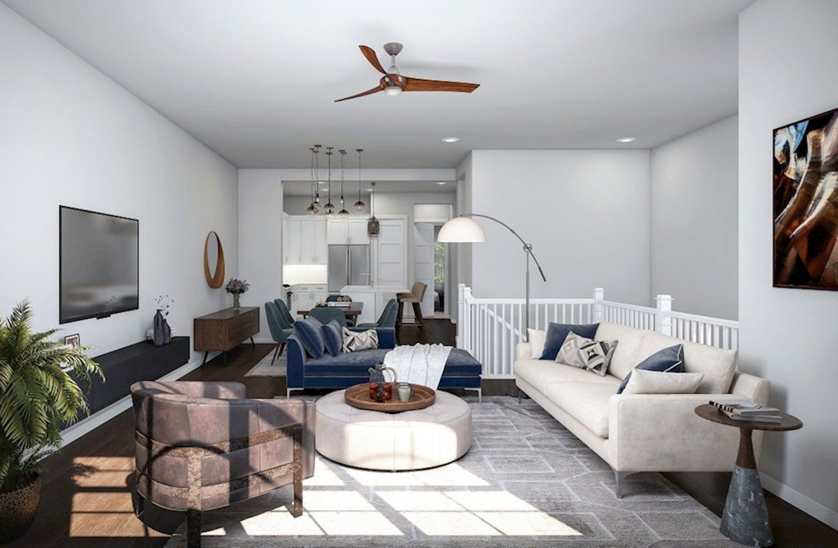 Interior:Carmel Great Room