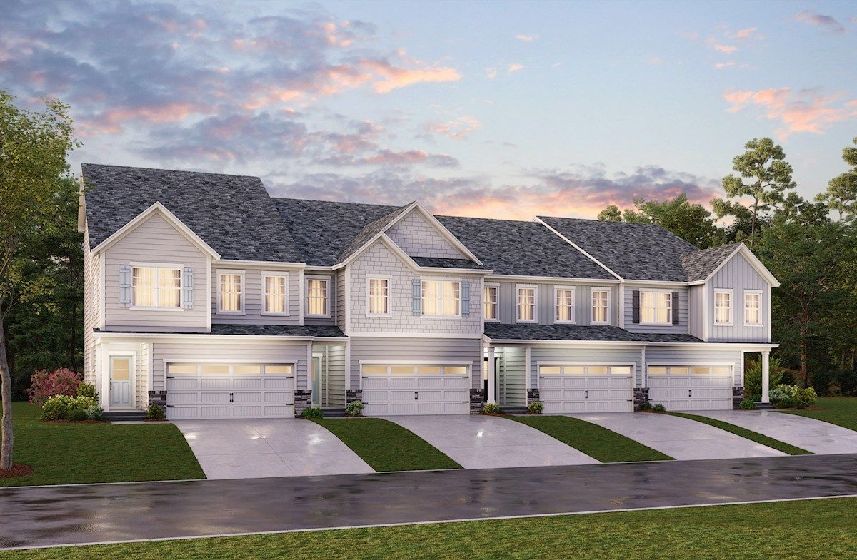 New Townhomes coming Spring 2021
