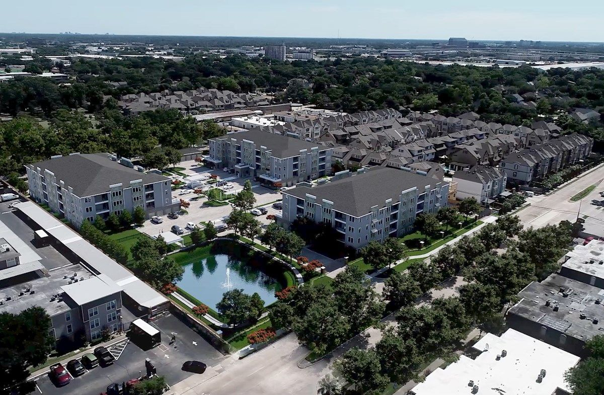 55+ Condos in Houston