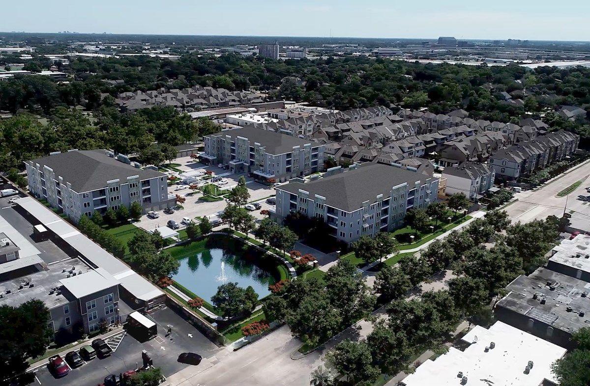 55+ Condos in Houston