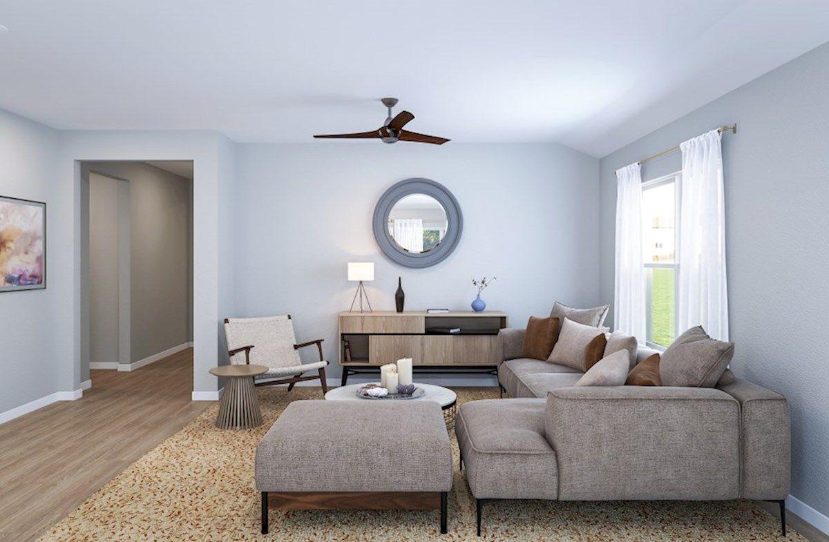 Interior:Chesnut Great Room