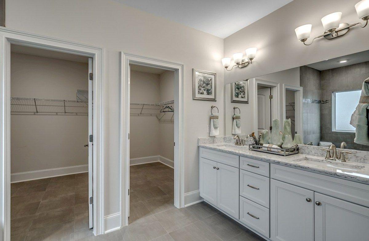 Interior:Ivey Primary Bathroom