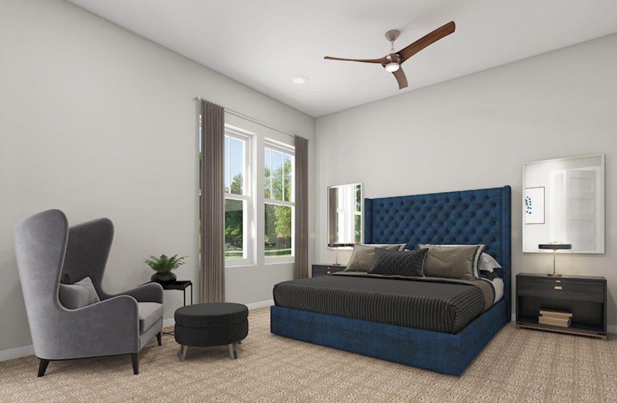Interior:Oleander Primary Bedroom