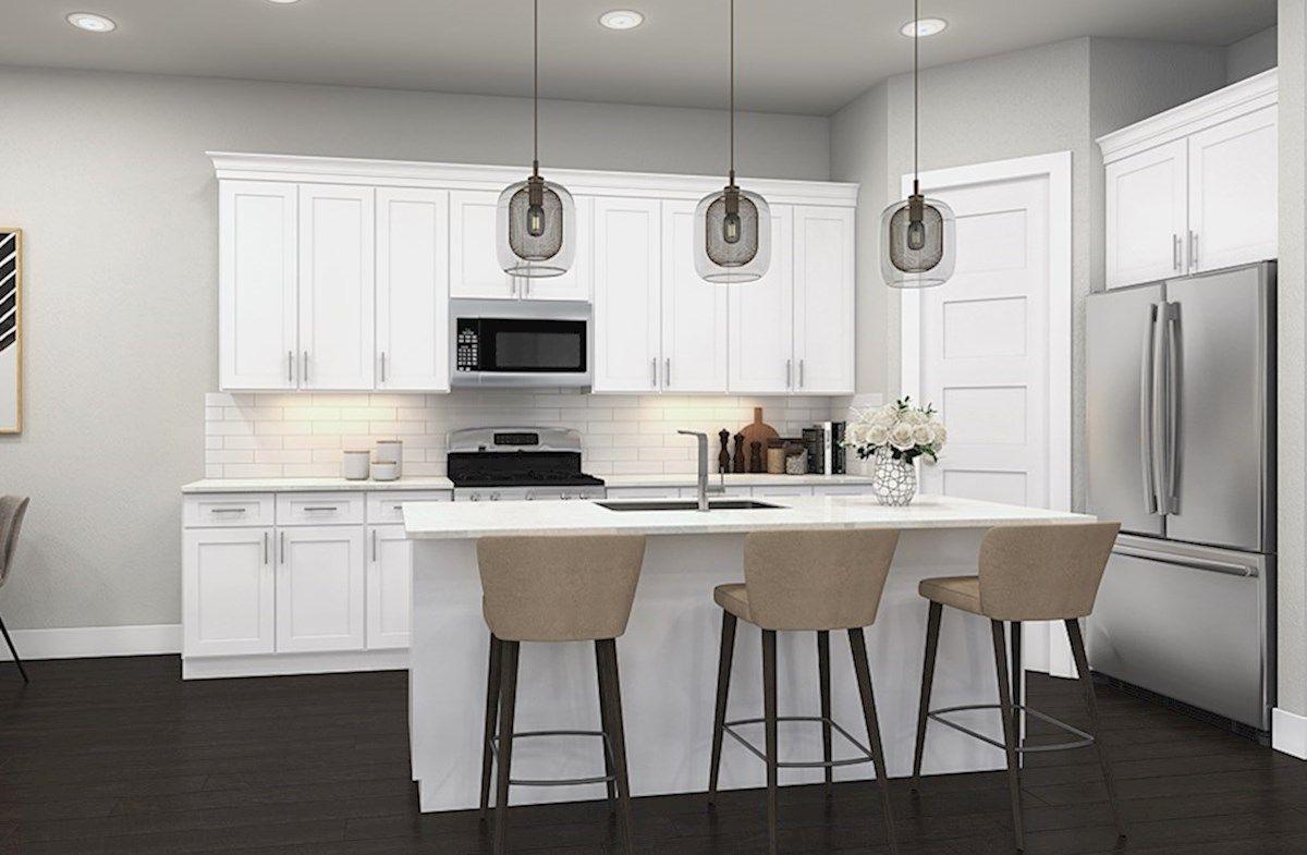 Interior:Redbud Kitchen