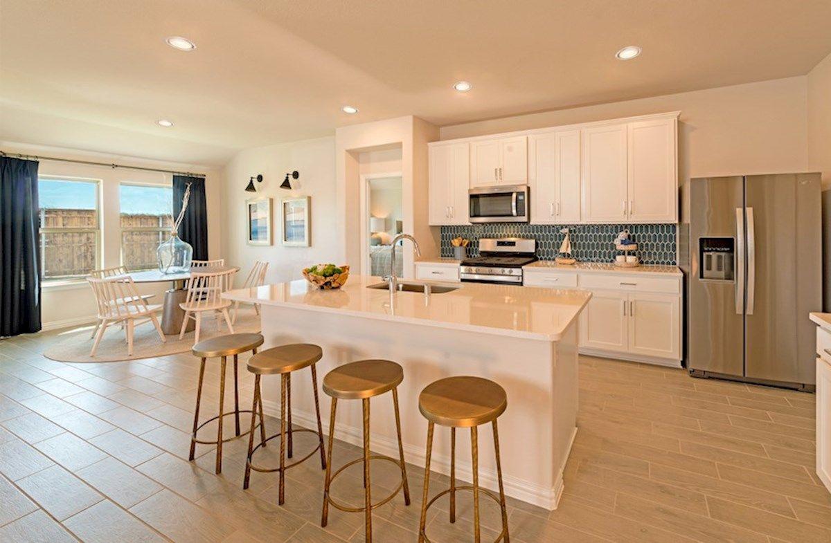 Interior:Teton Kitchen