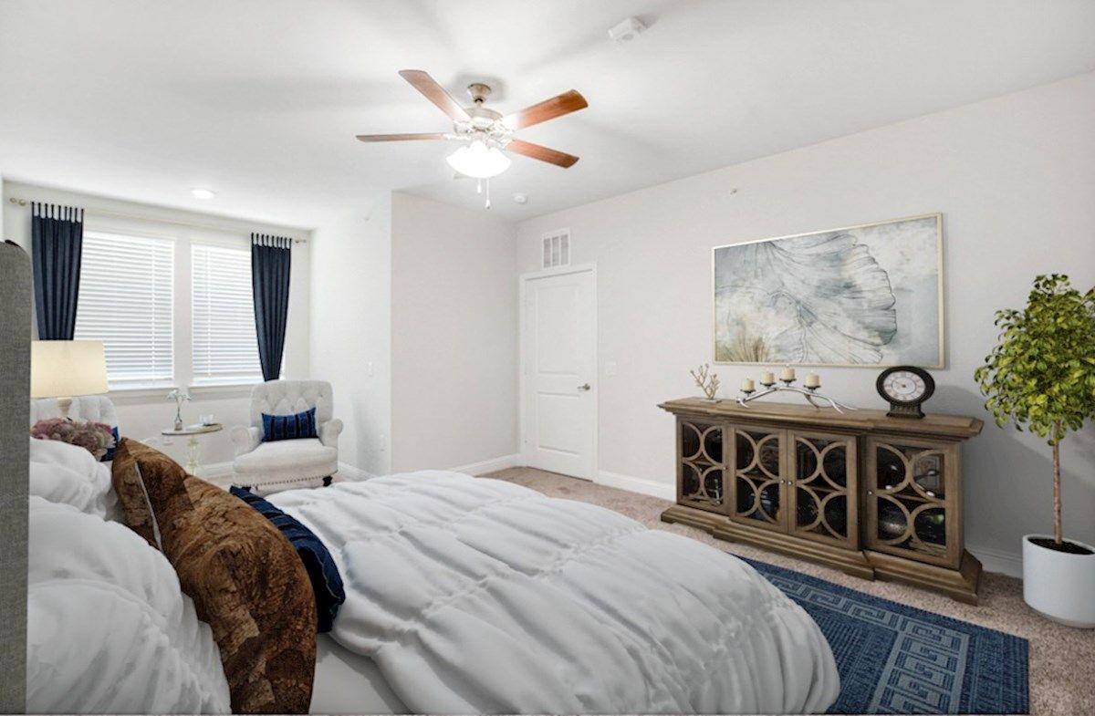 Interior:Clifton Primary Bedroom