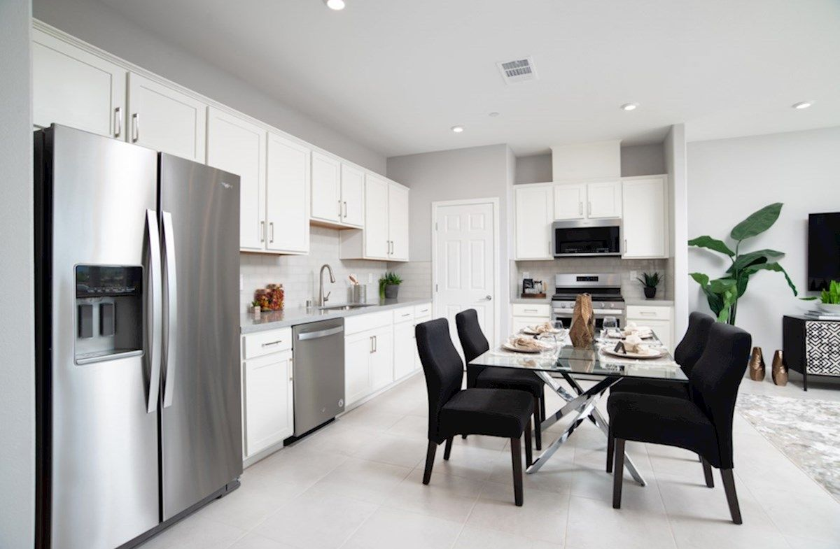 Interior:Barclay Kitchen