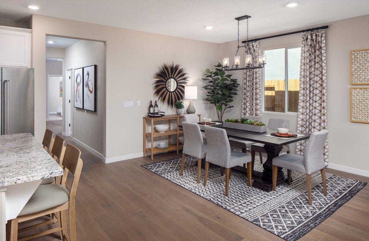 Interior:Plan 1 Dining Room
