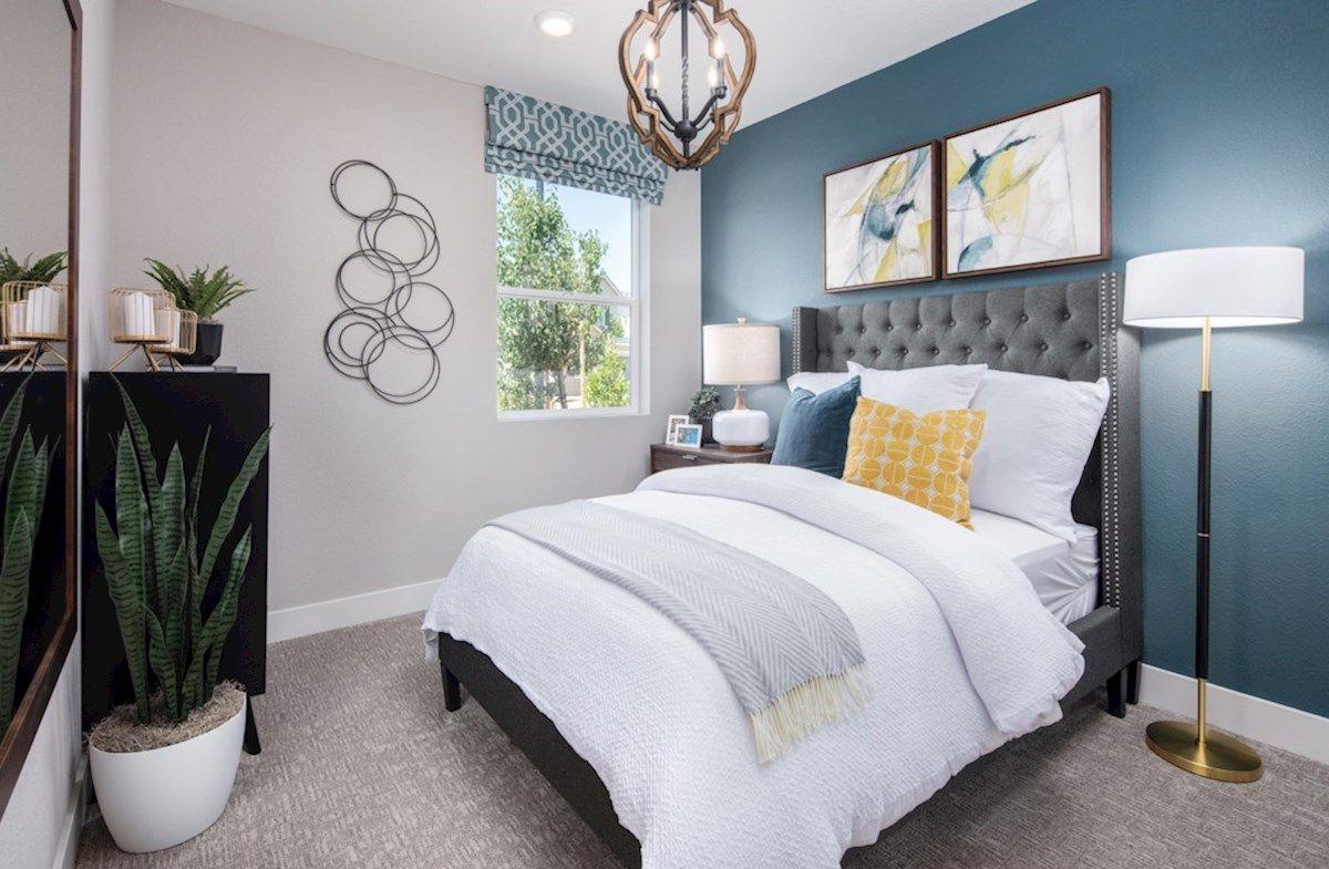 Interior:Plan 3 Bedroom 2