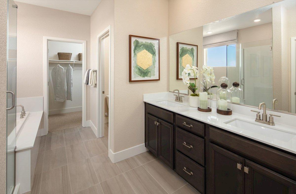 Interior:Plan 2 Primary Bathroom