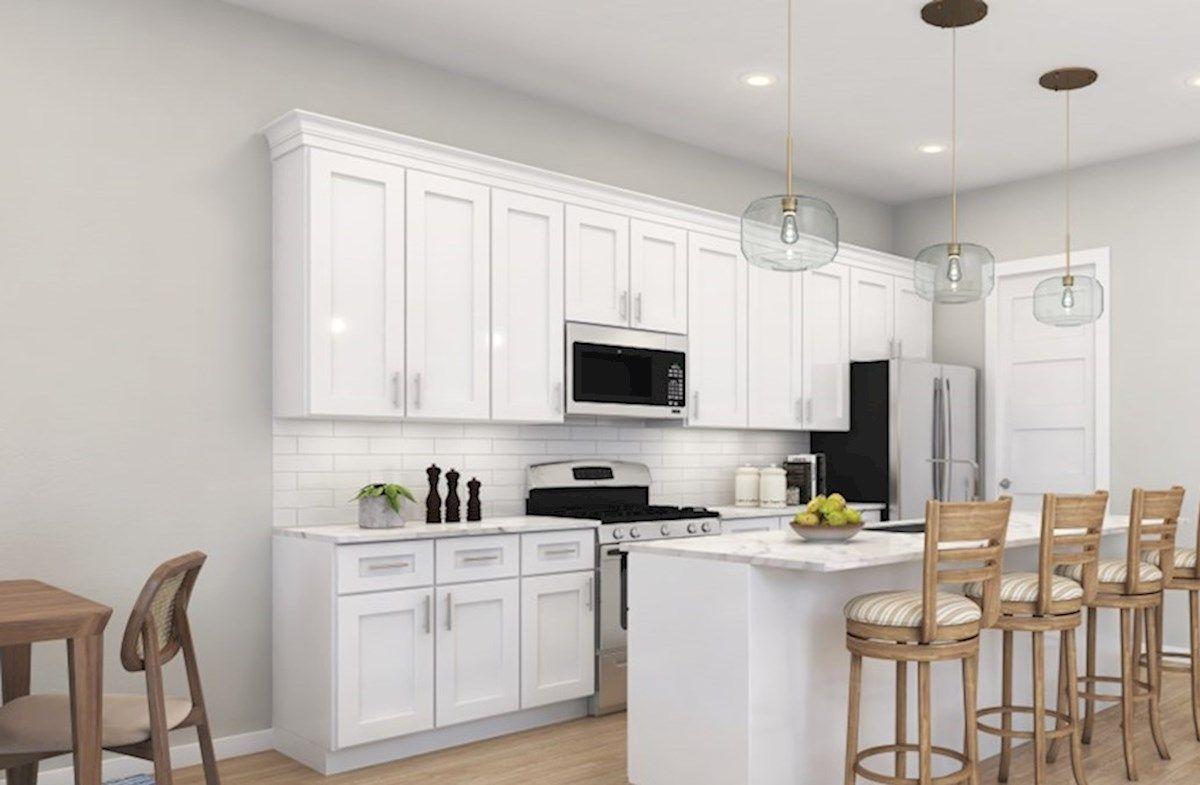 Interior:Dogwood Kitchen