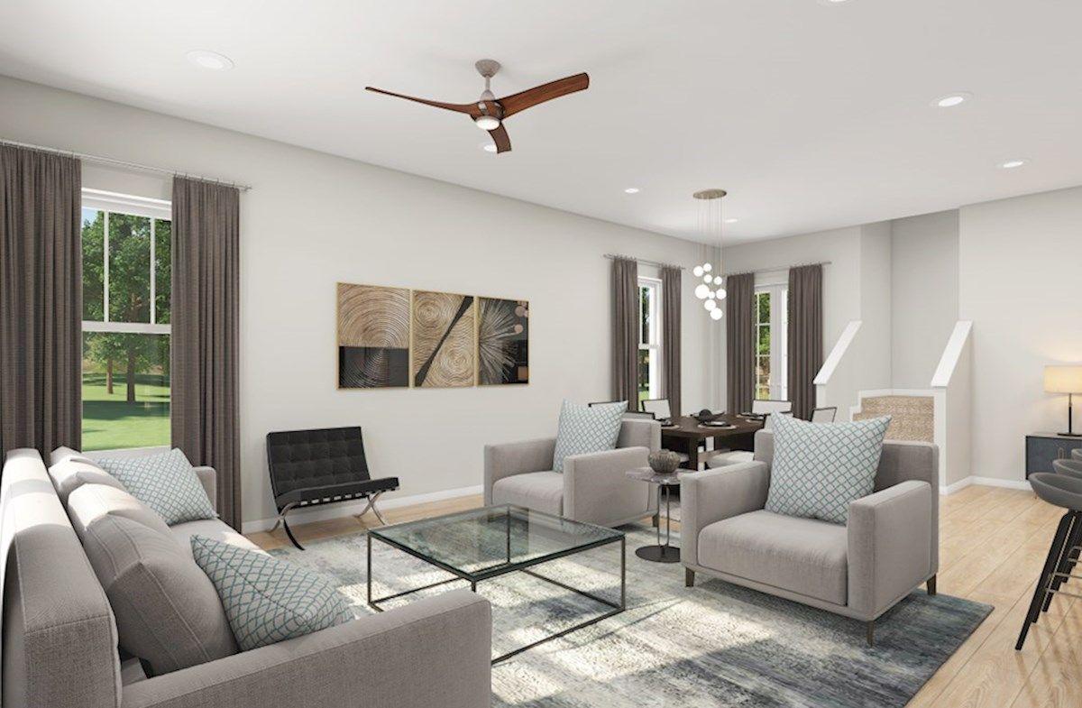 Interior:Oleander Great Room