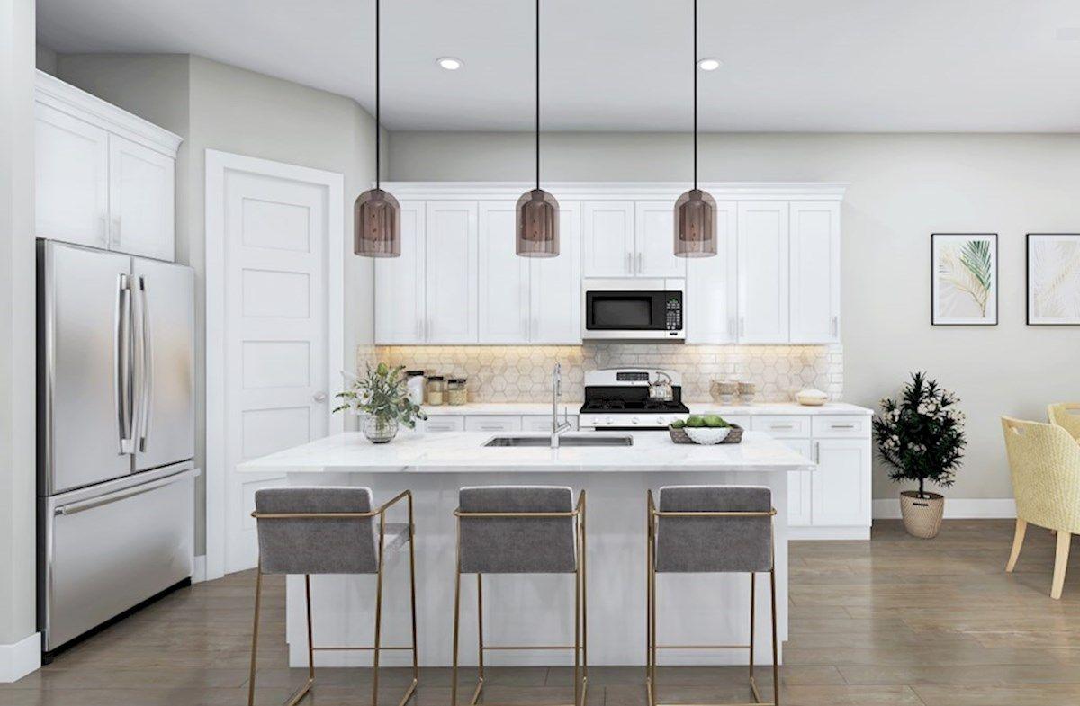 Interior:Desert Willow Kitchen