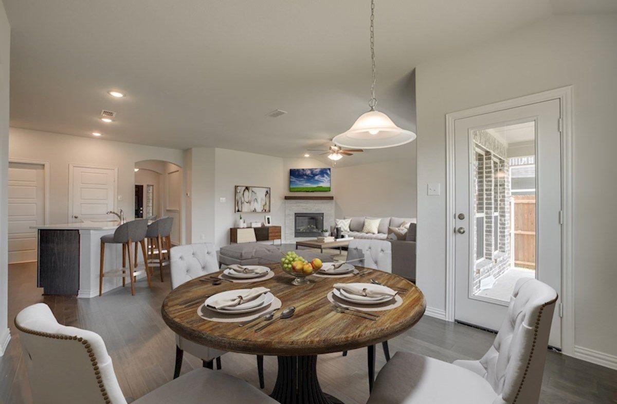 Interior:Baxter Breakfast Nook
