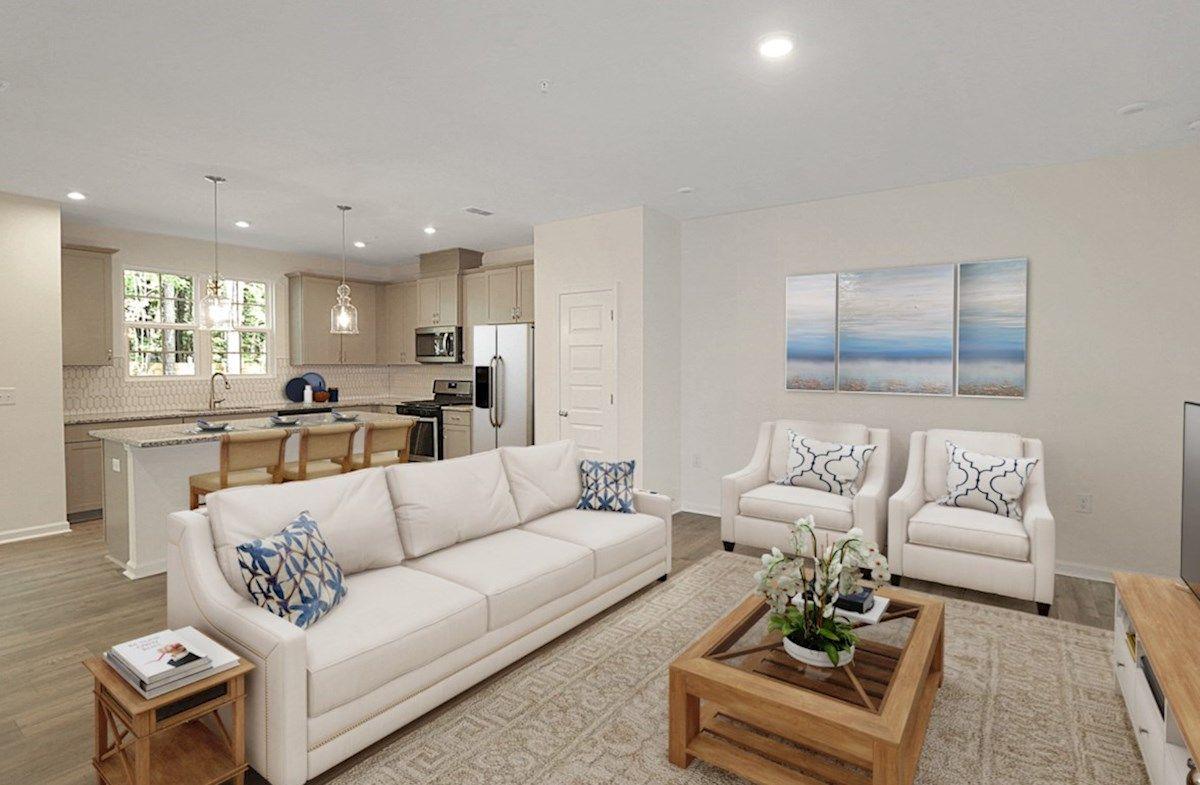 Interior:Magnolia Family Room