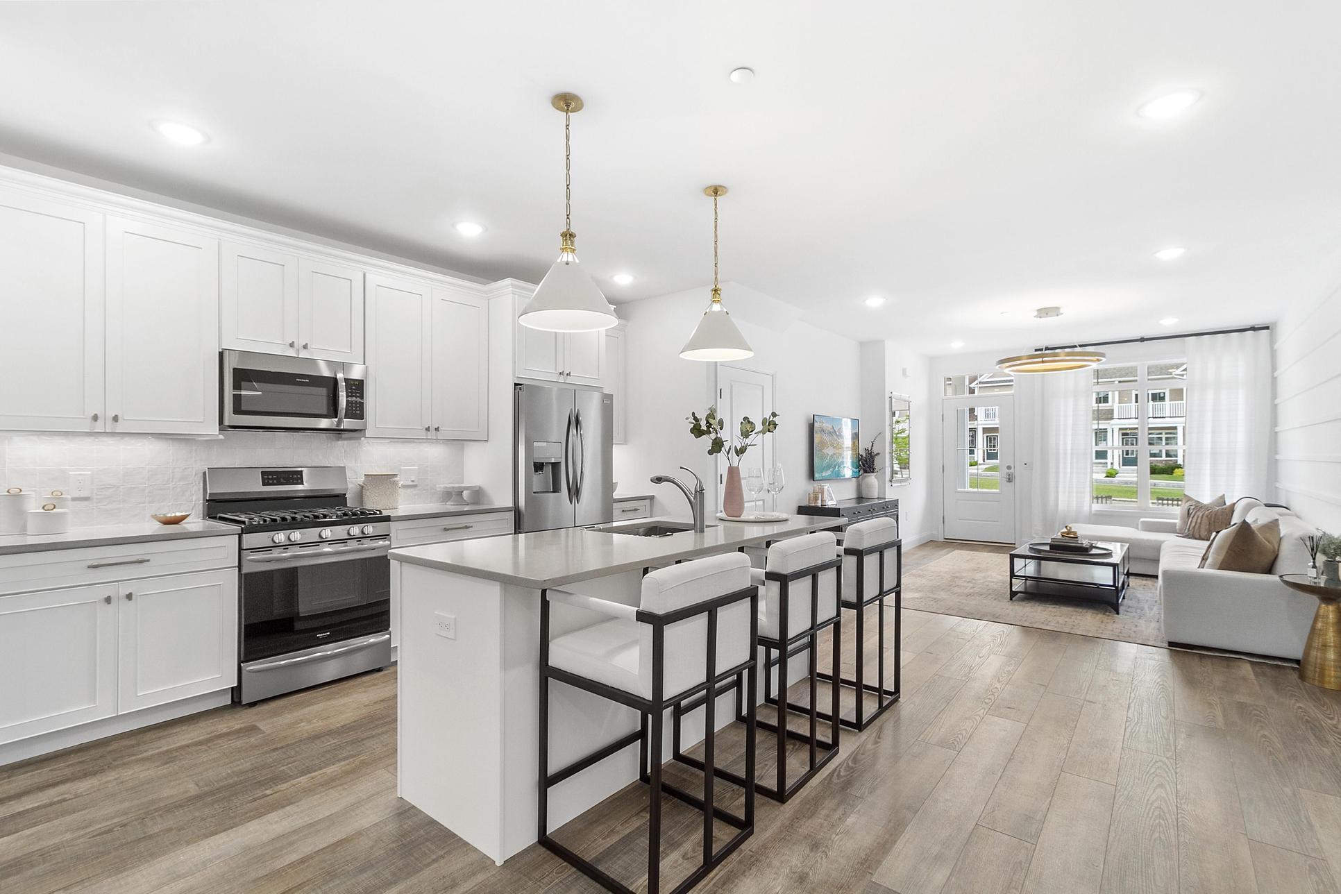 Interior:Kitchen