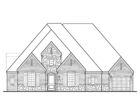 Exterior:B914-D-Marketing Elevation