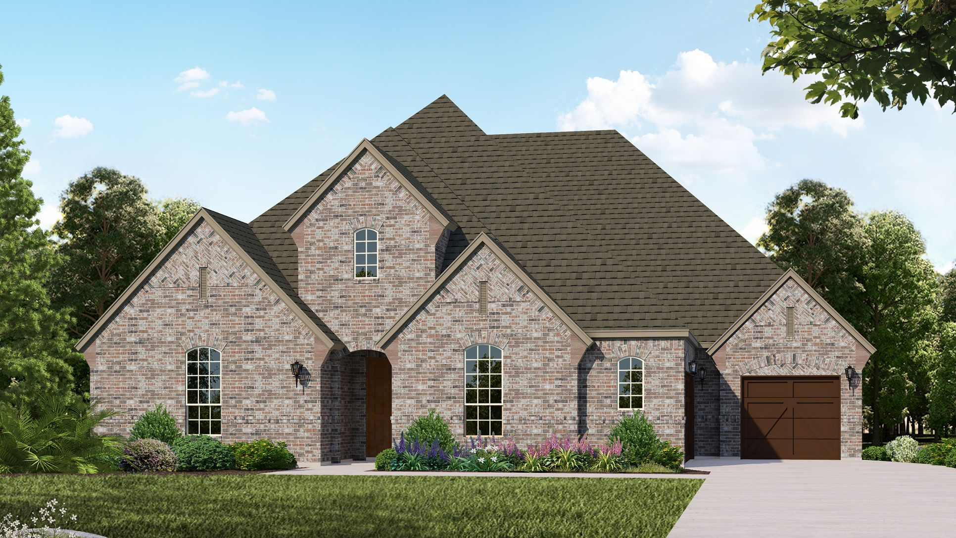 Exterior:Plan B826 Elevation A