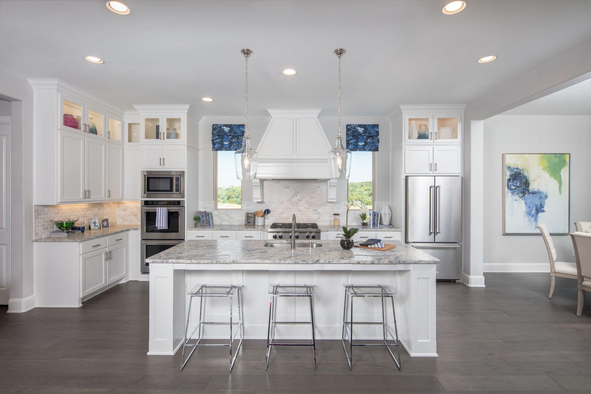 Interior:Plan B834 Kitchen Representative Image