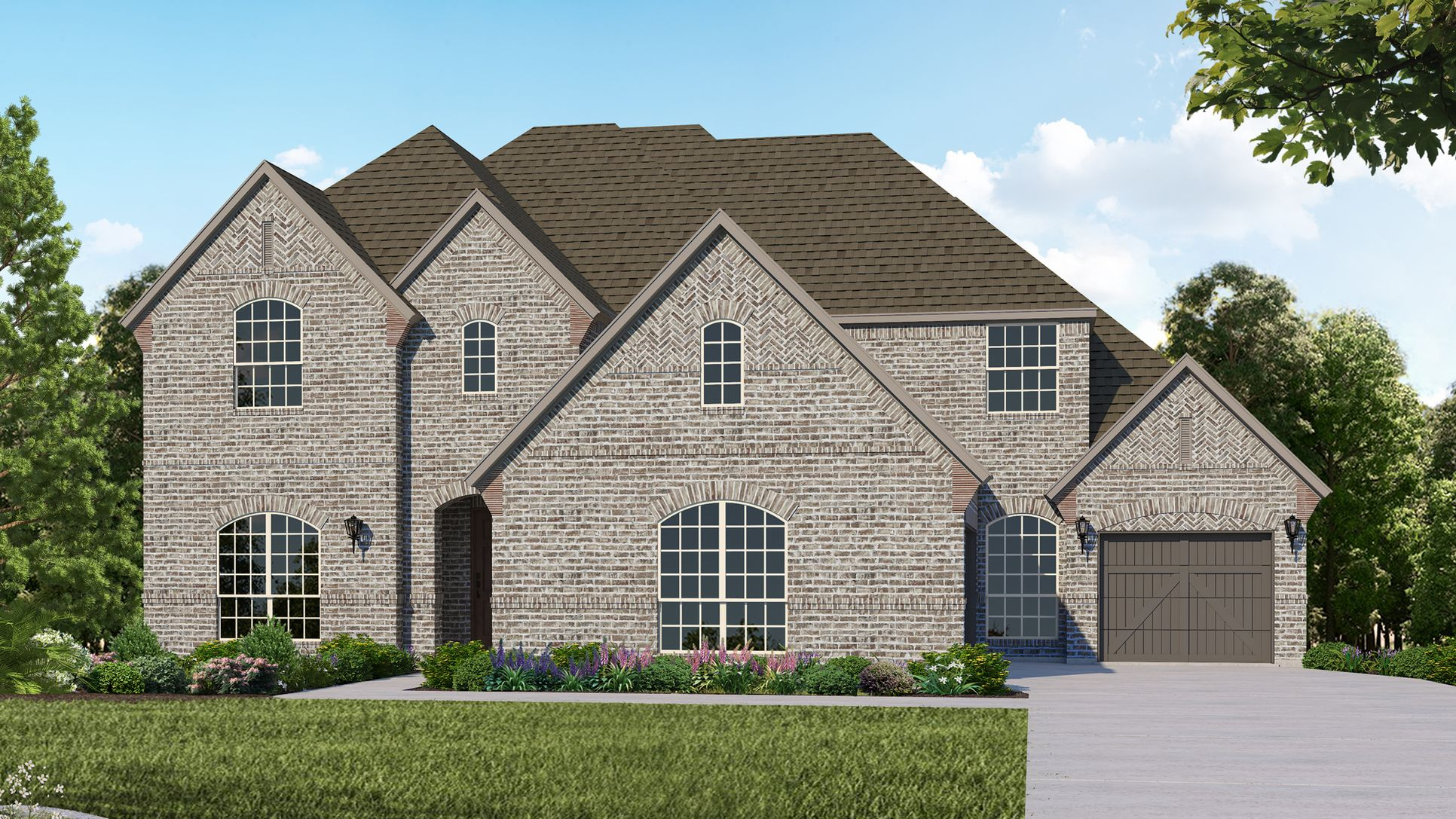 Exterior:Plan B836 Elevation A