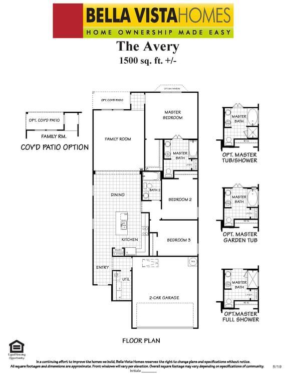 Interior:Floor Plan