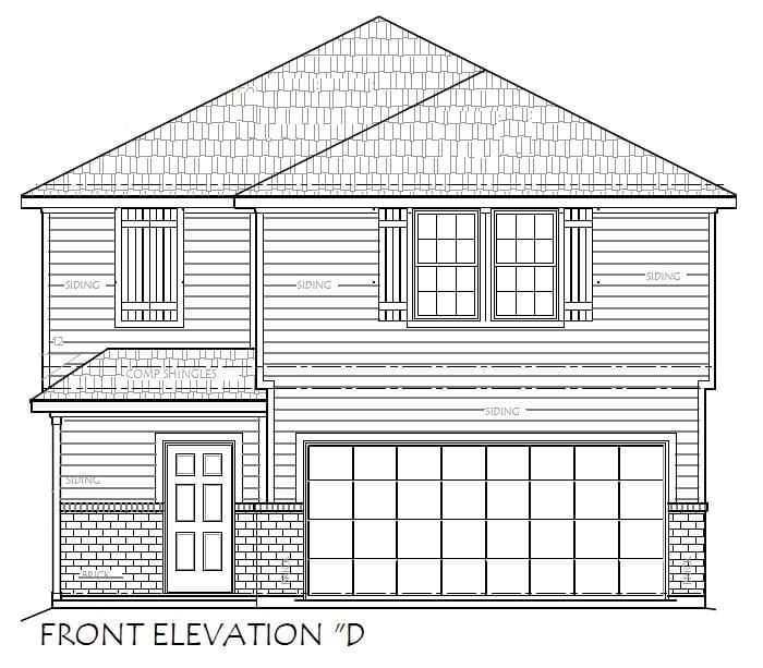 Exterior:Elevation D
