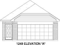 Exterior:Elevation A
