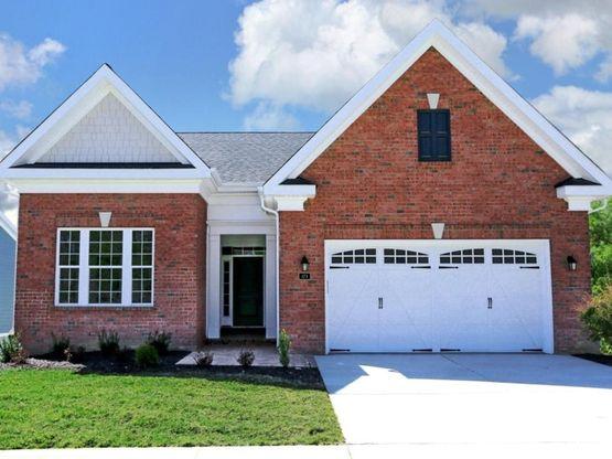 Charleston with Loft:Charleston Villa Home with One-Level Living