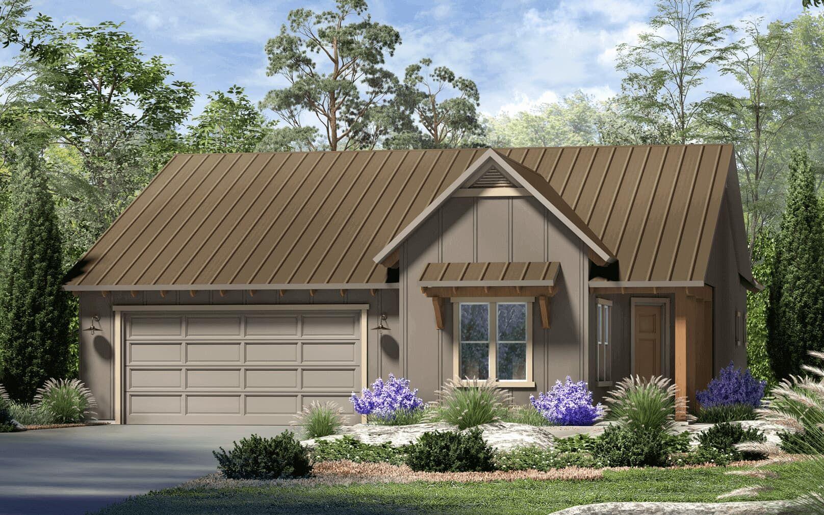 Exterior:floor plan colby modern farmhouse kissing tree san marcos texas