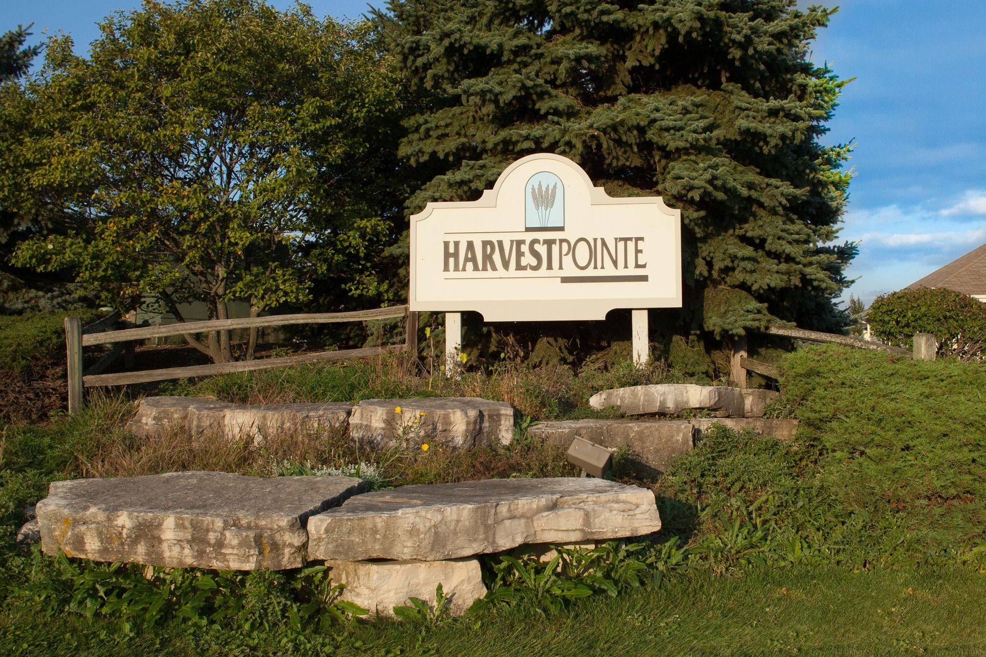 Harvest Pointe Entrance