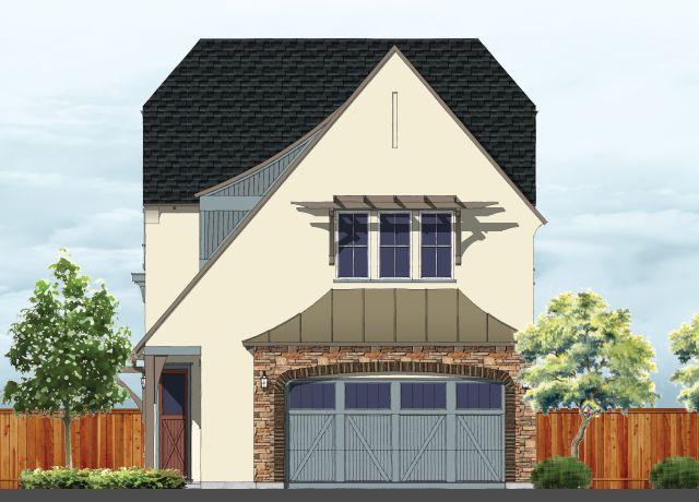 Residence 2:Elevation B