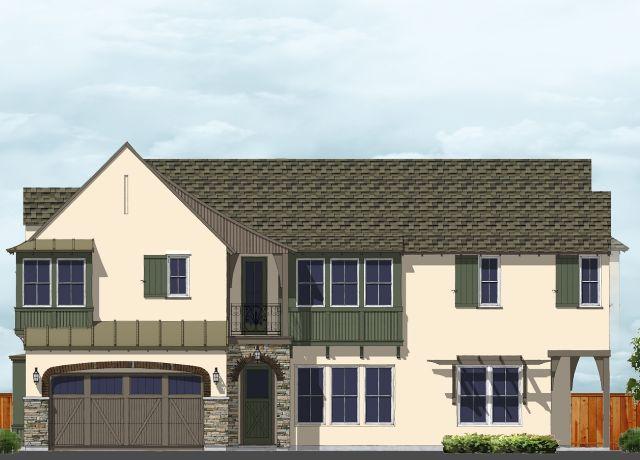 Residence 5:Elevation B