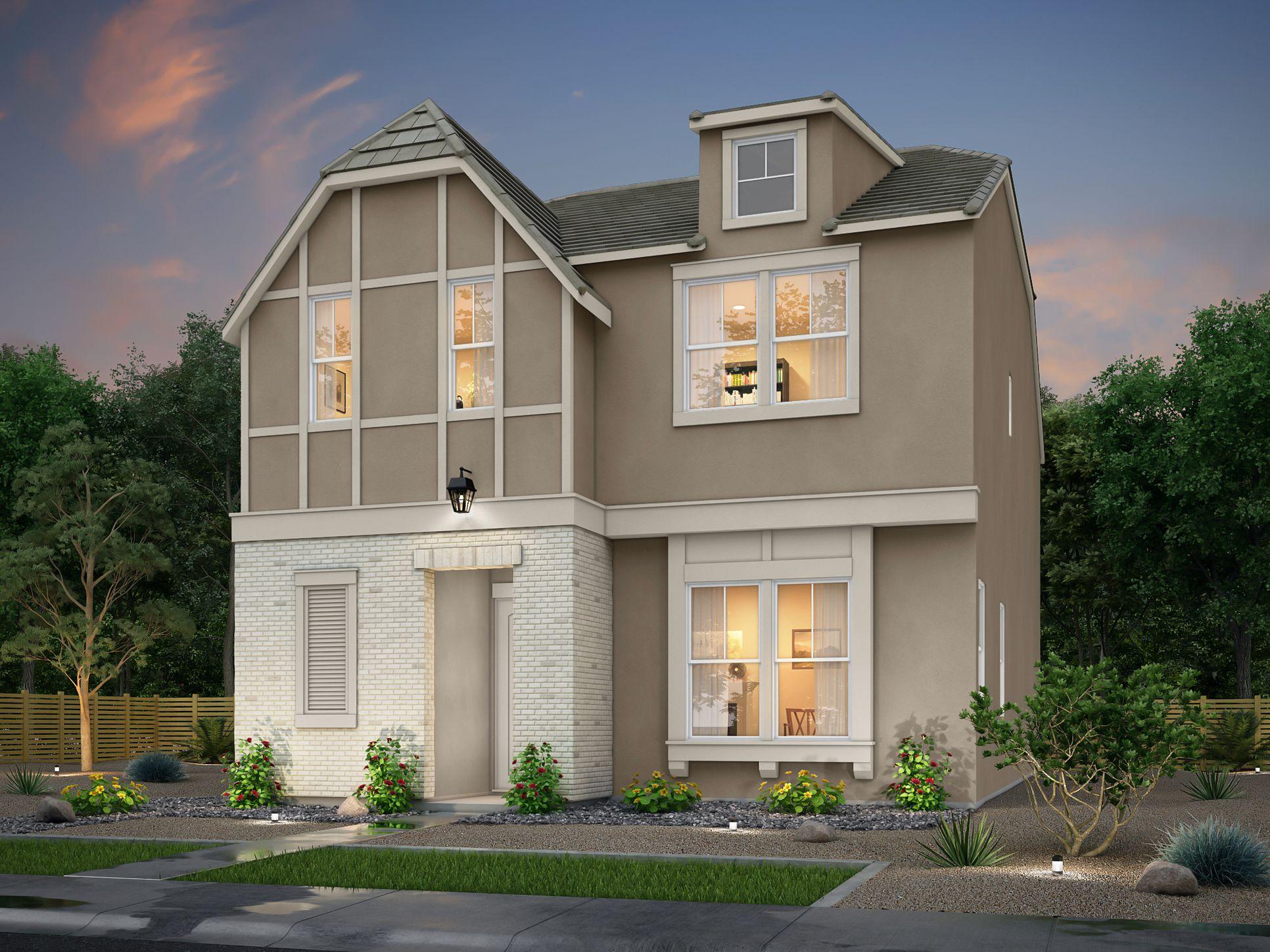 Residence 11C:Elevation