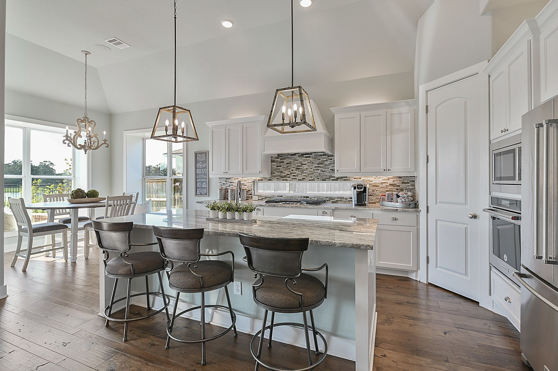 Emerson Floor Plan - Interior Concept Photo