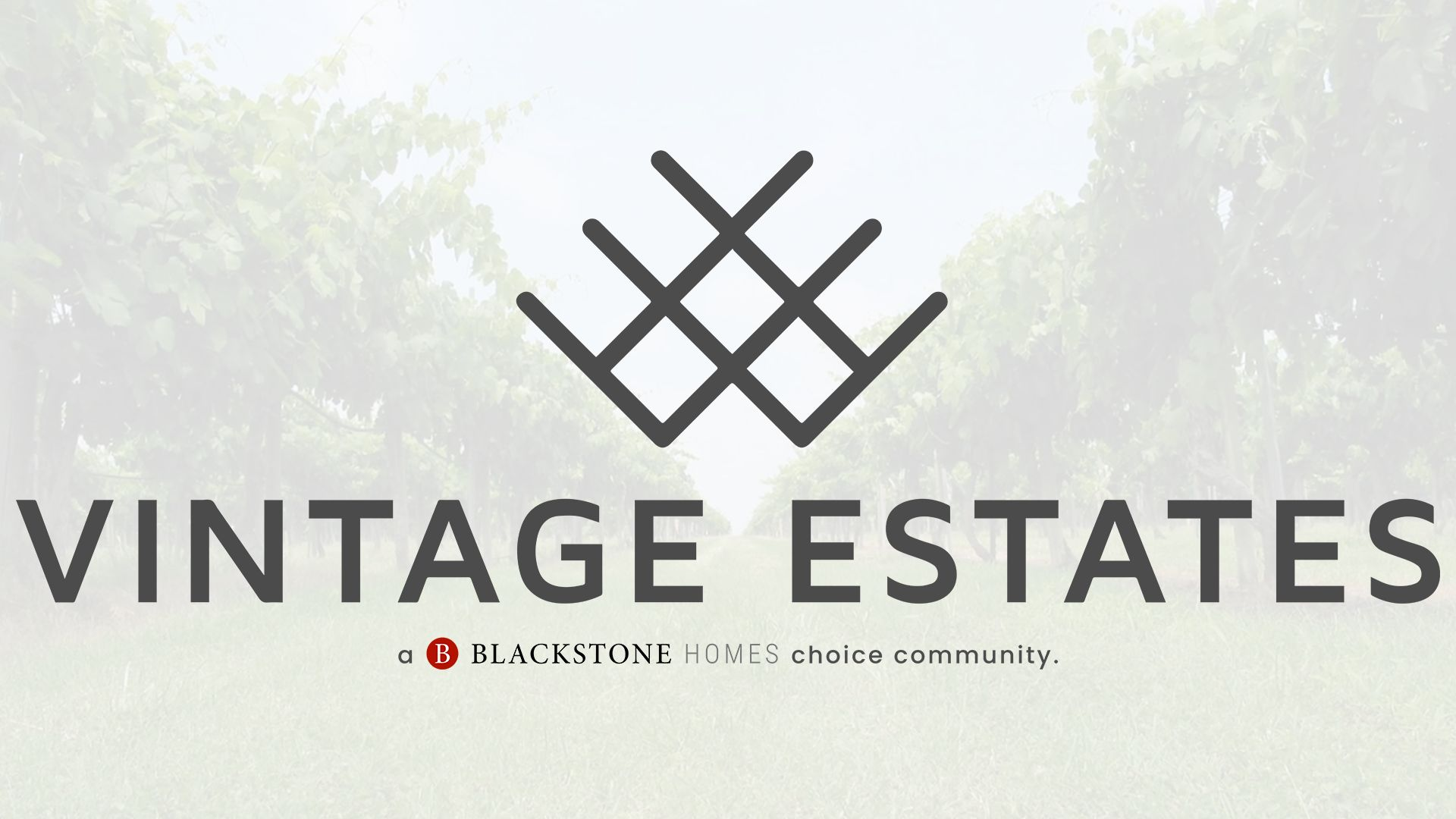 Vintage Estates:by Blackstone Homes