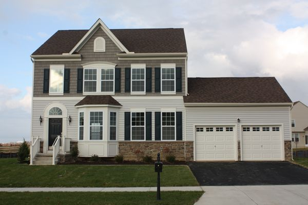 The Andrews:Traditional Elevation
