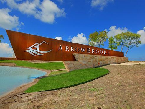 Arrowbrooke Community Sign