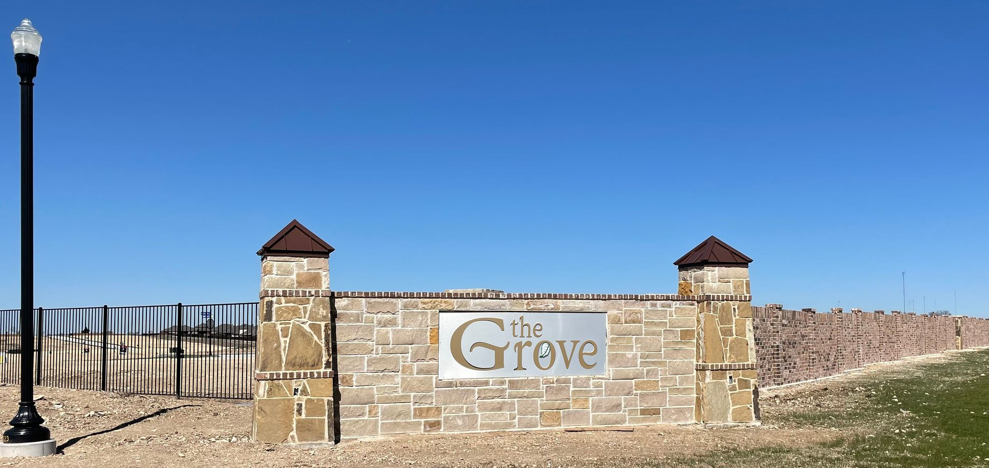 The Grove Sign:The Grove Sign