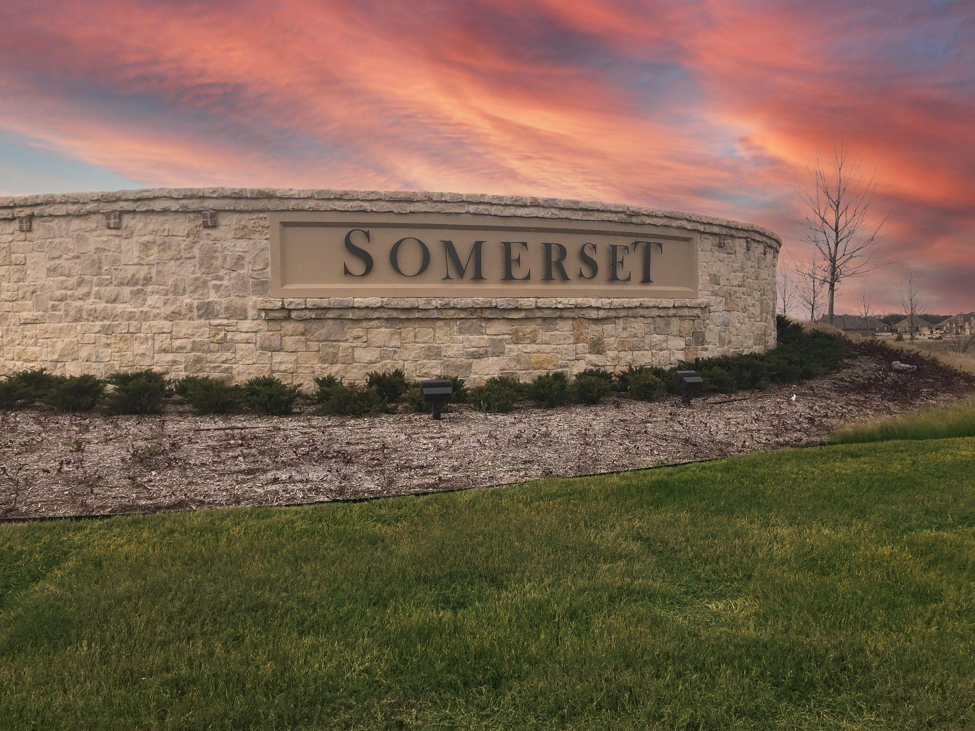 Somerset Sign:Somerset Sign